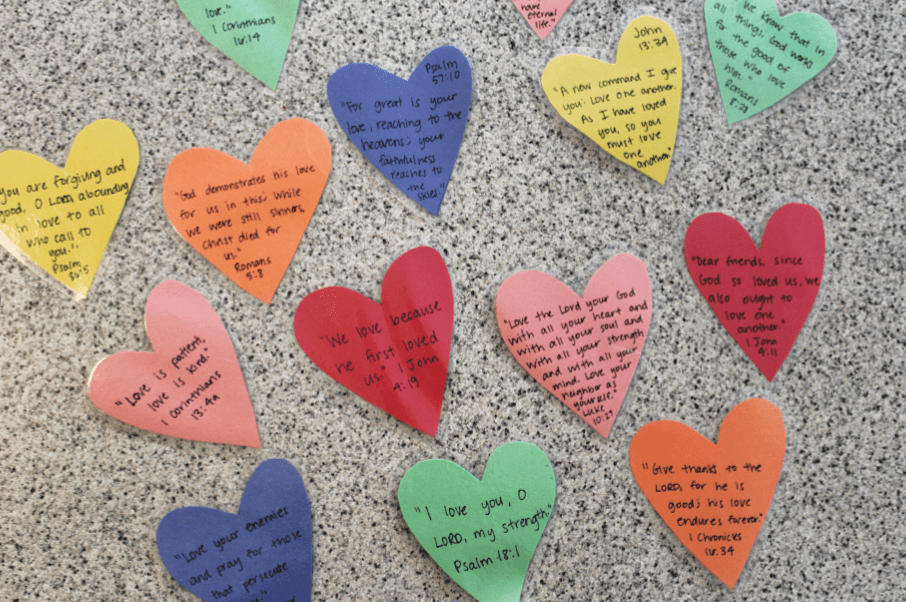 14 Printable Bible Verse Cards For Kids On Valentine S Day Live