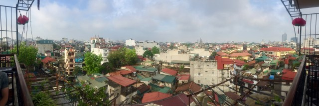 Hanoi; An unexpected love affair