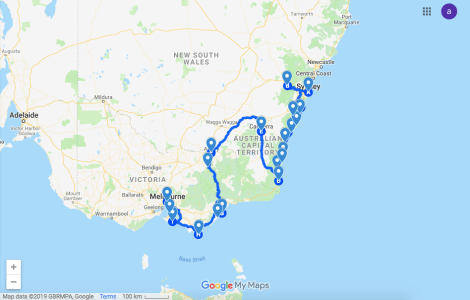 Van Life: Our Sydney to Melbourne roadtrip