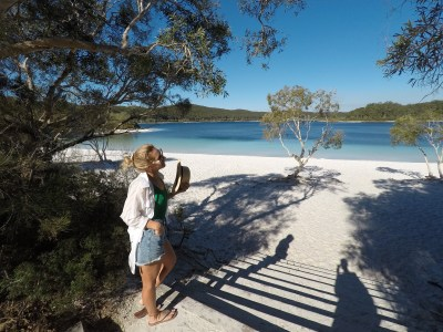 How to save money & see Fraser Island without a tour