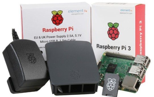 Raspberry Pi 3 Kit