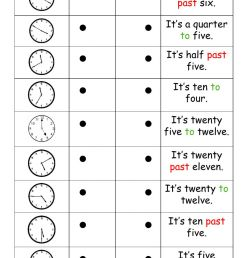 Download Telling Time Worksheets Pdf Free Pics – Tunnel To Viaduct Run [ 1414 x 1000 Pixel ]