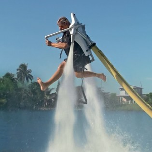 JETLEV Flyer Rockets Up Superyacht Toy List Superyachts