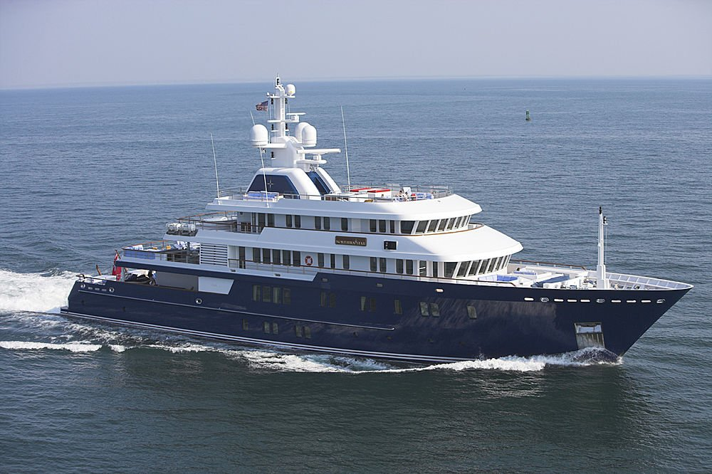 Photo Of The Lurssen Motor Yacht NORTHERN STAR