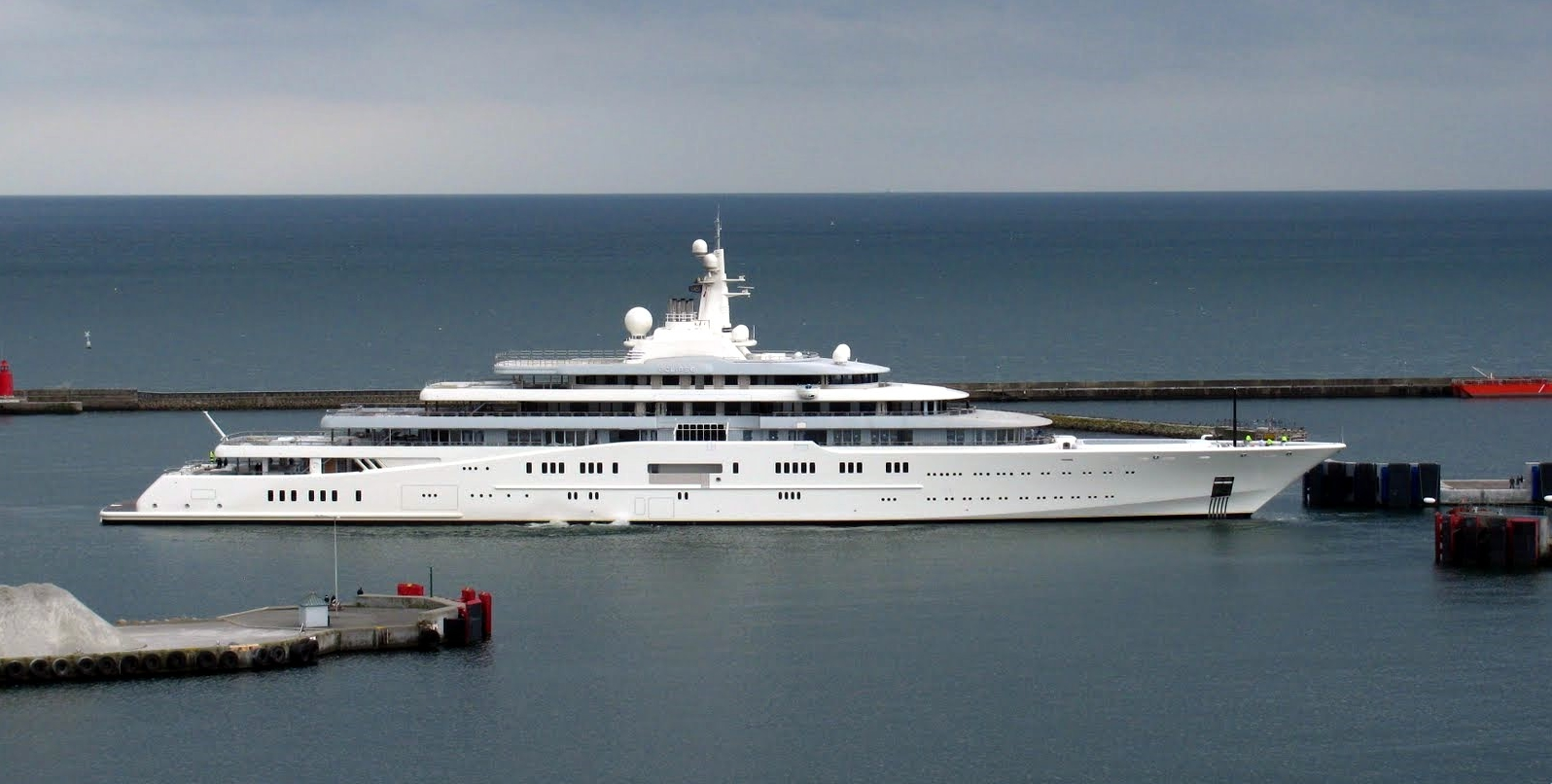 Picture Of Motor Yacht ECLIPSE In Denmark Superyachts