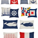 Indoor Outdoor Nautical Throw Pillows From Thomas Paul Superyachts News Luxury Yachts Charter Yachts For Sale