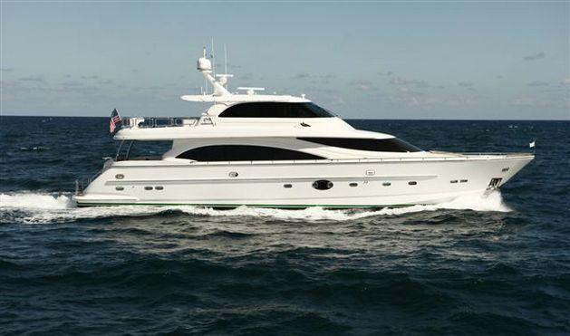 E88 Yacht Arabella II By Horizon Scheduled To Be Delivered By End Of February Superyachts News