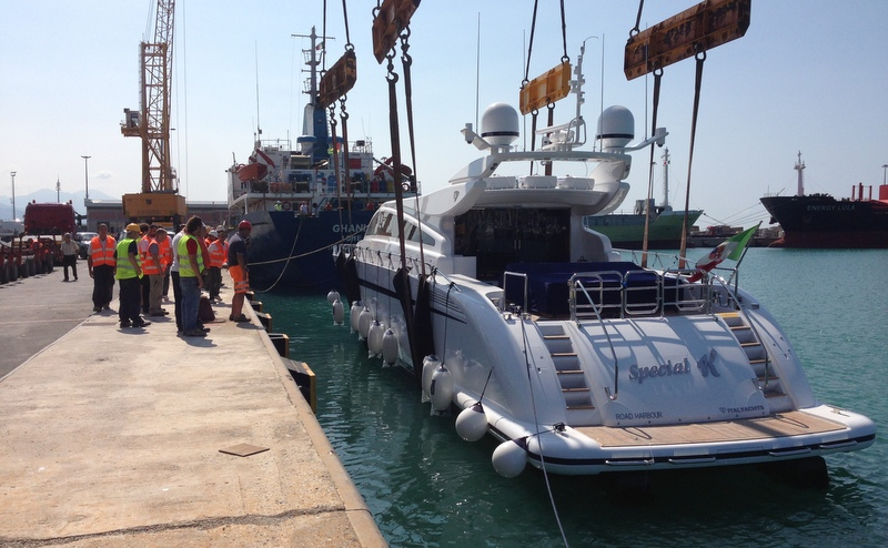 Whyko Launch Azul 31 Superyacht SPECIAL K Built By