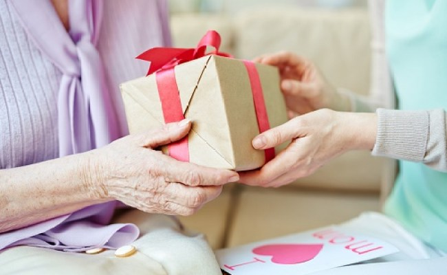 Gift Ideas For Senior Loved Ones On Mother S Day