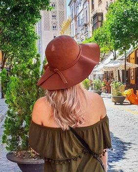 blonde-seville-spain
