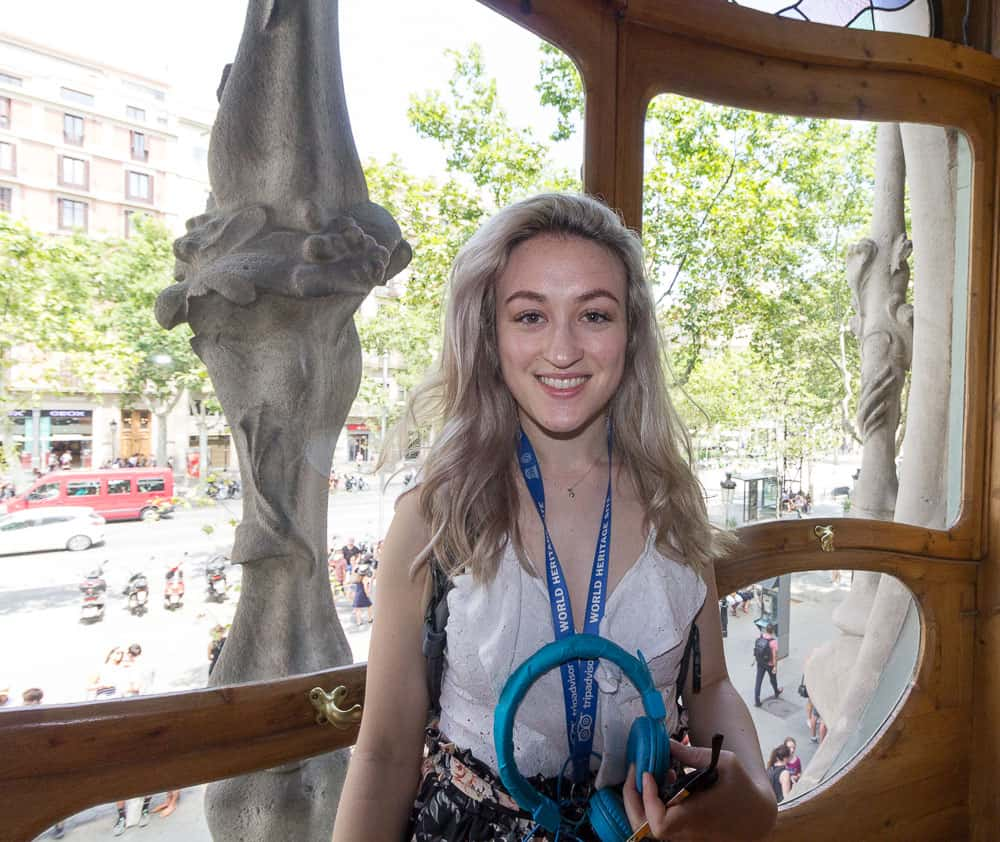 barcelona Casa Batlló - inside
