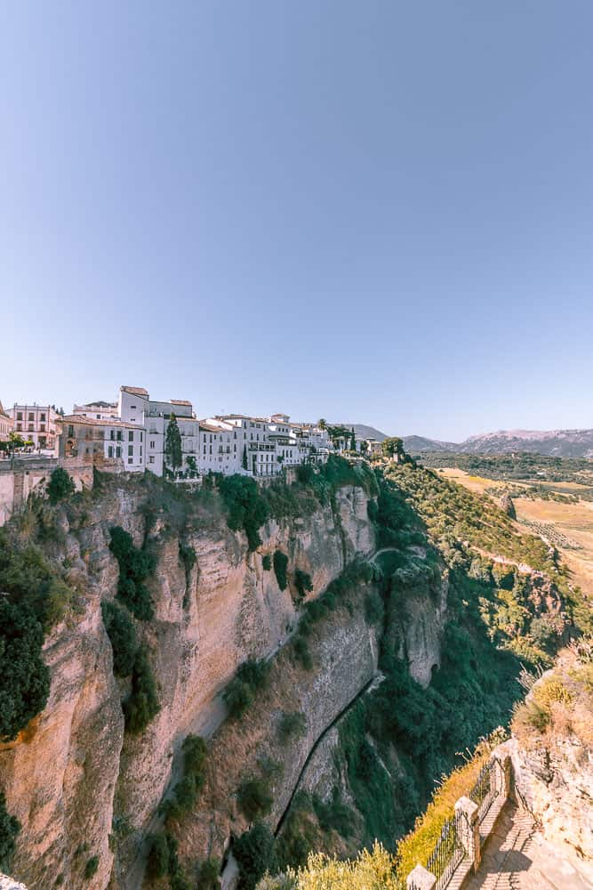 ronda - viewpoint