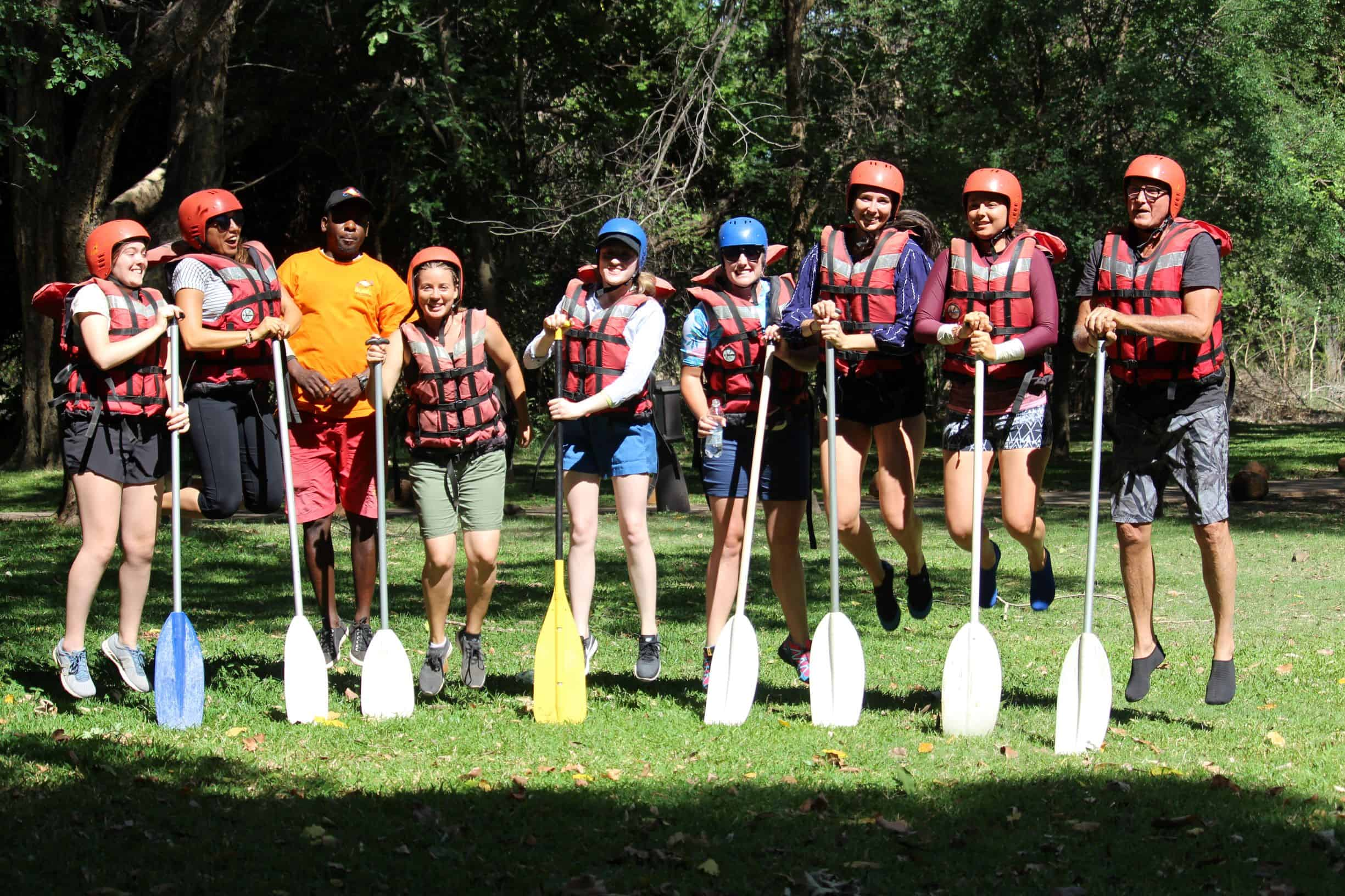 White River Rafting Team