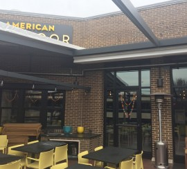 American Tandoor Tysons - Fire Protection System
