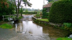 A ford at Tealby
