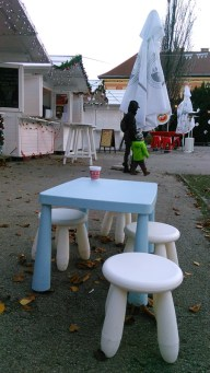 Little furniture for little people.