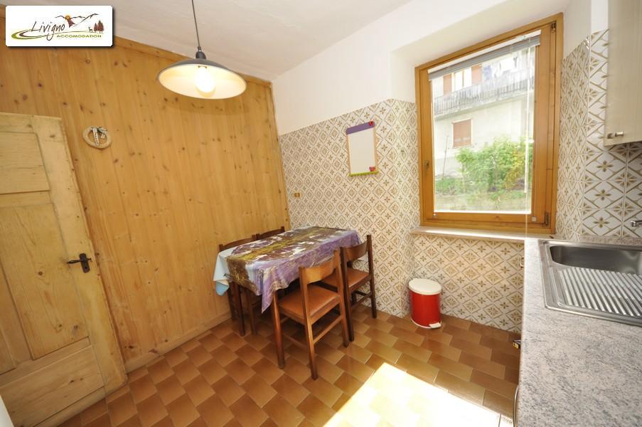 Appartamento Valdidentro Antico Casale il dopo Lavoro Carmelina (6)