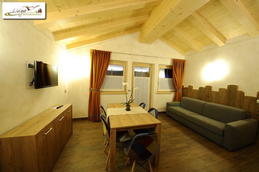 Appartamenti Livigno - Alpen Flower - Thomas Trilo - Sala (4)