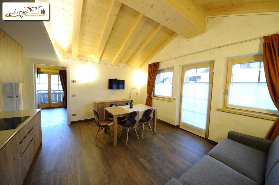 Appartamenti Livigno - Alpen Flower - Thomas Trilo - Sala (5)