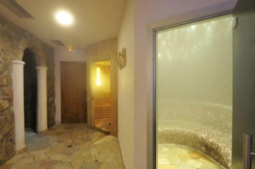 livigno appartement sauna