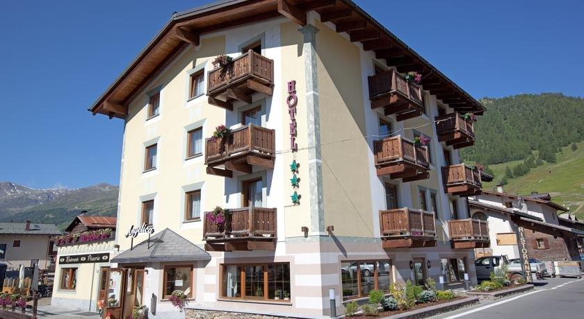 Hotel Angelica Livigno Albergo Angelica Livigno Angelica