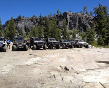 Rubicon Trail 2014 Videos