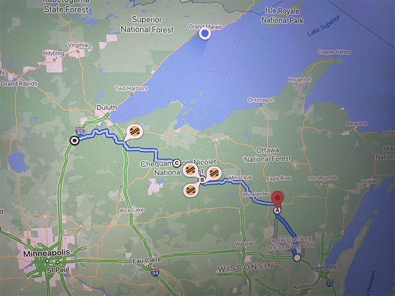 Day 13 WI To MN