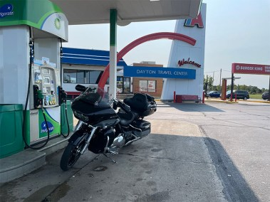 Day 6 IN to OH