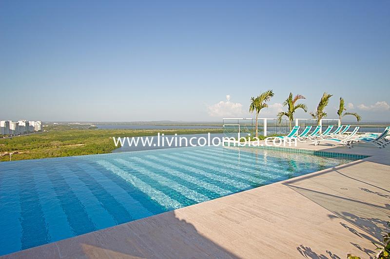 Cielo Mar Deluxe  Apartamentos Vacacionales en Cartagena