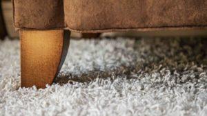 squeaky floor under carpet