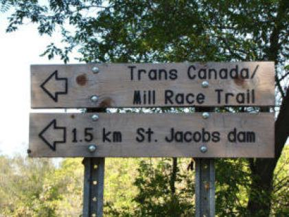 Trans Canada Trail in Woolwich & Waterloo Region