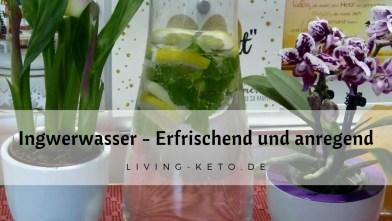 """Read more about the article """"Detox-Wunder"""" Ingwerwasser – Erfrischend und gesund!"""