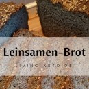 LCHF Leinsamen-Brot