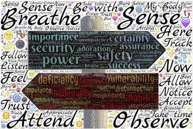 Read more about the article Der Feind in mir. Oder: Ich bin gut, so wie ich bin.