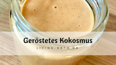 Read more about the article Geröstetes Kokosmus