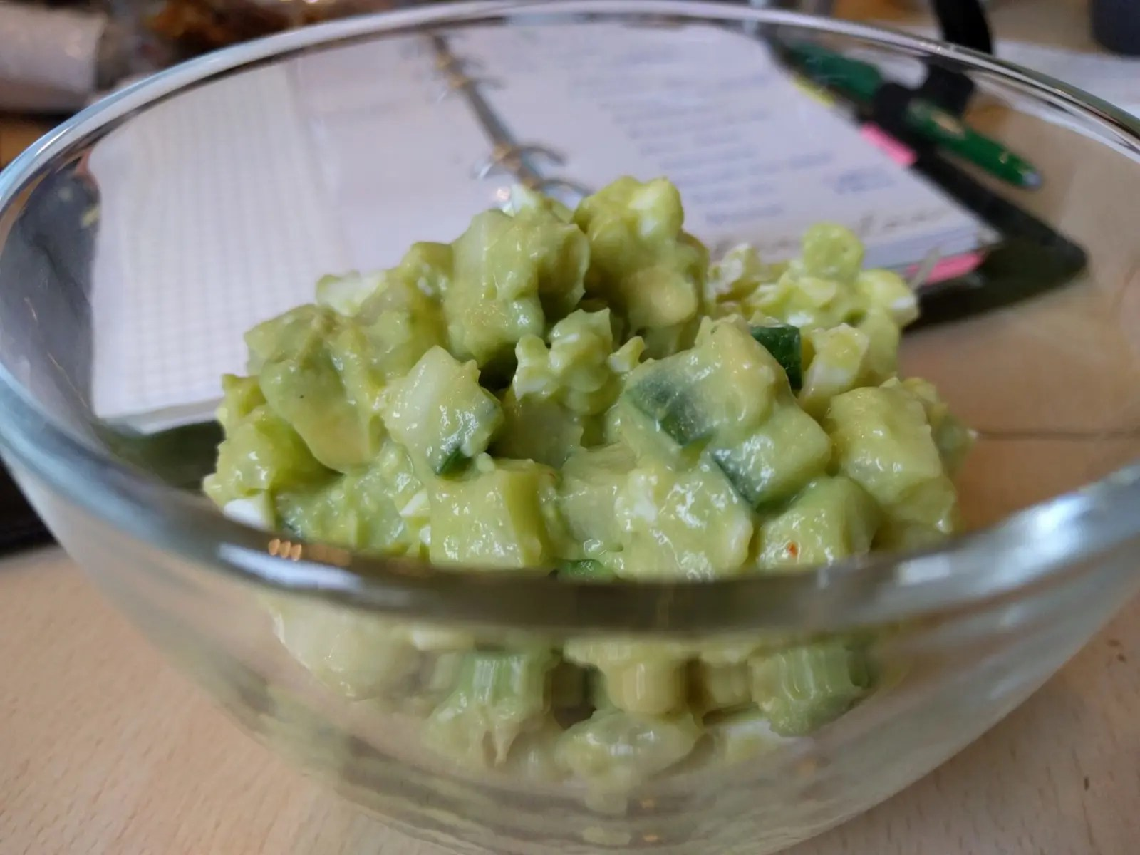 Read more about the article Avocado-Eiersalat