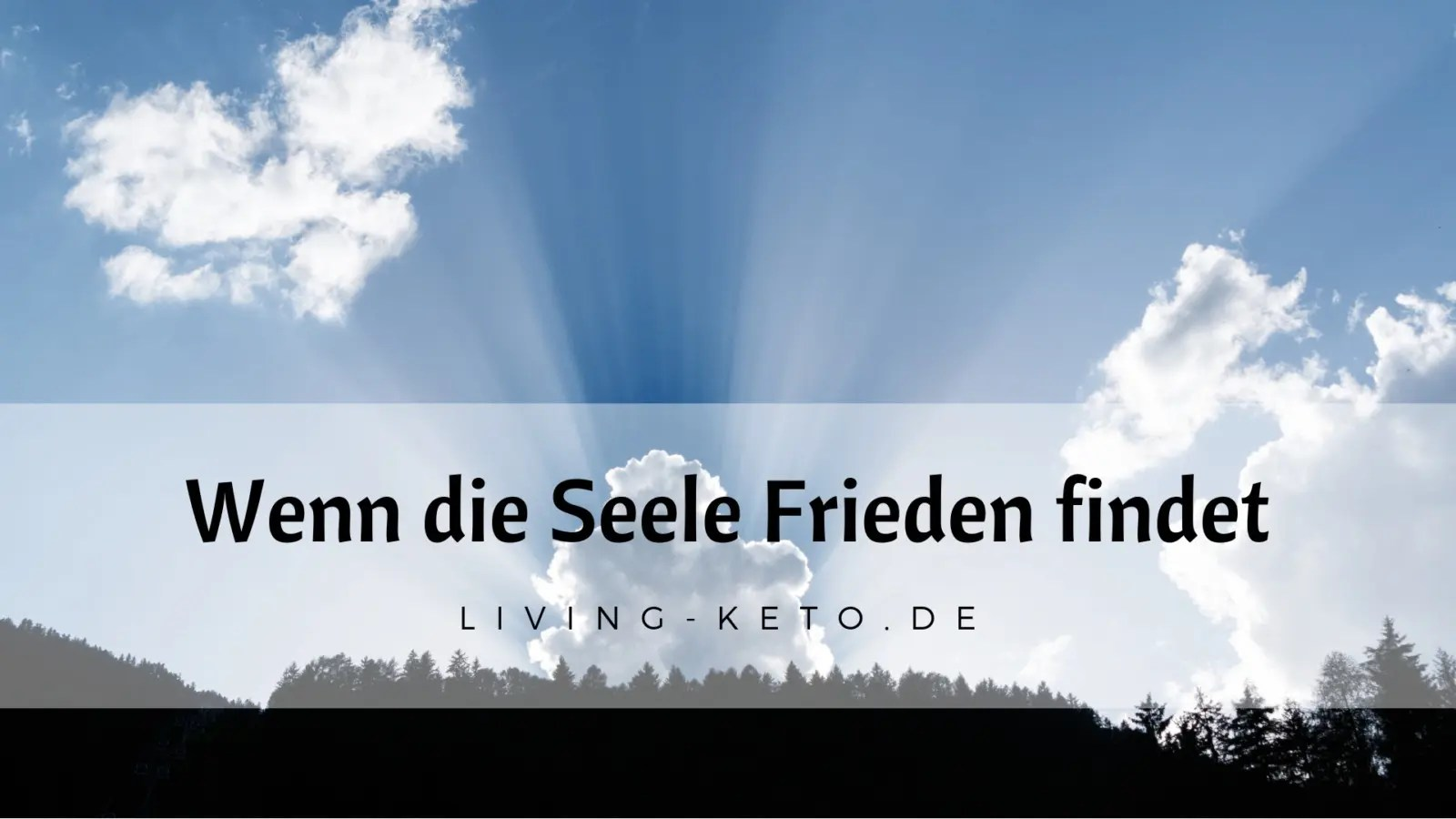 Read more about the article Wenn die Seele ihren Frieden findet