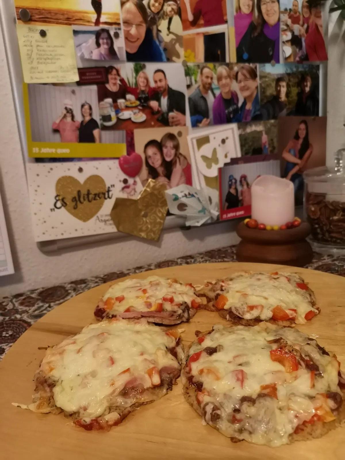 Pizza ketogen - Fast wie beim Italiener