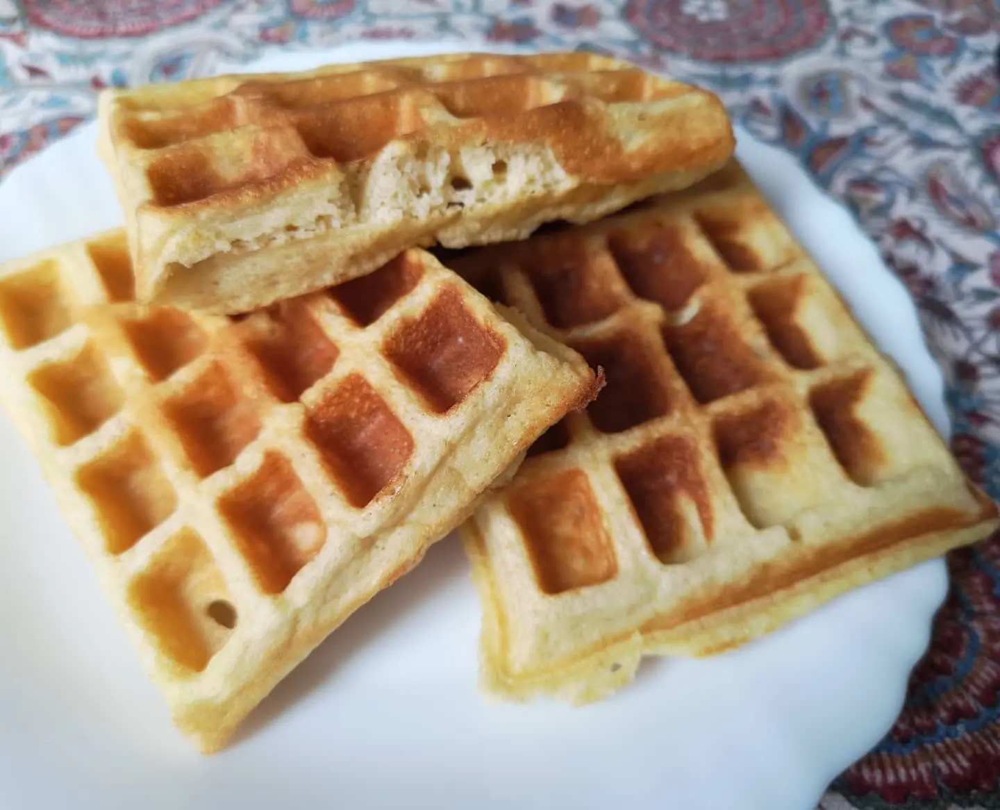 Read more about the article Fluffige ketogene Waffeln