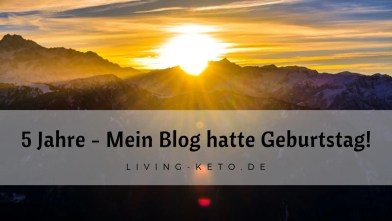 Read more about the article 5 Jahre – Mein Blog hatte Geburtstag!