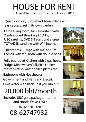 Private Homes Rent
