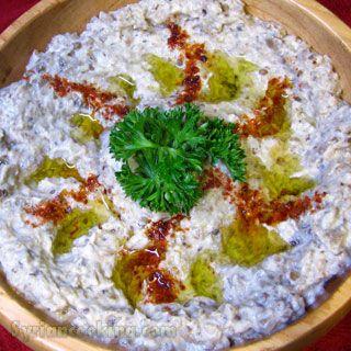 Mutabal – syrisk oppskrift – bare arabisk mat