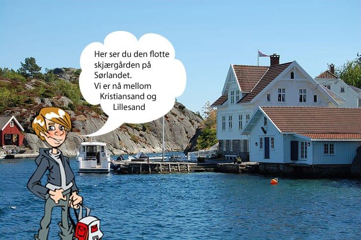 Sørlandet (3)