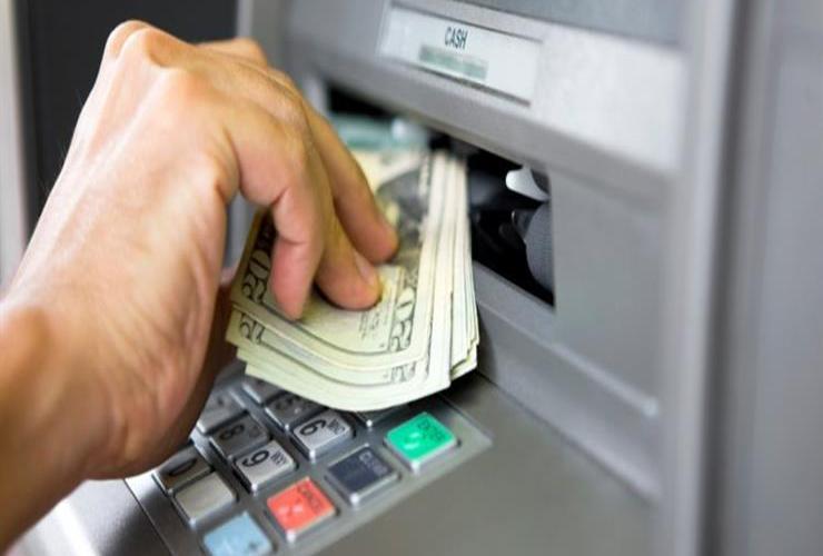 طريقة ادخال النقود الى الصراف الآلي في النرويج  _ return the money to the bank card in norway
