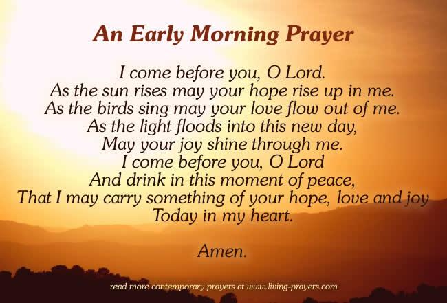 7 prayer text messages