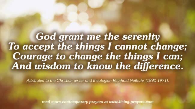 prayer of encouragement for