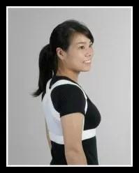 La compresión de la parte superior del cuerpo puede aliviar el dolor de la parte superior de la espalda de la fibromialgia.
