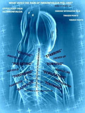 Fibromyalgia Upper Body Pain