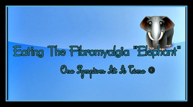 My fibromyalgia protocol addresses recovery one symptom at a time.