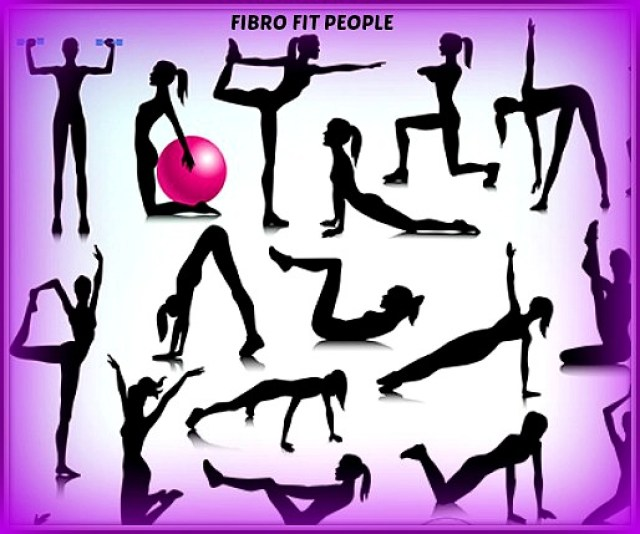 Image result for Benefits of Exercise for Treating Fibromyalgia